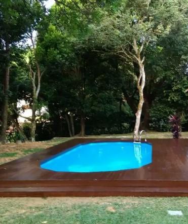 Fiberglass & Liner Swimming Pool Construction